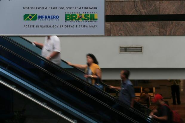 Reforma do aeroporto de Porto Alegre é a mais atrasada entre os terminais da Copa Diego Vara/Agência RBS