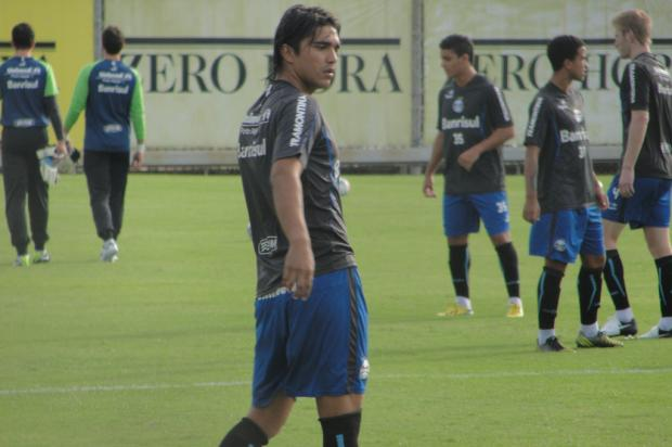 Grêmio troca documentos com o Flamengo para liberar Marcelo Moreno Marco Souza/