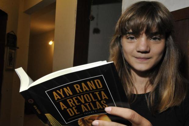 Isadora Faber vai lançar livro sobre o Diário de Classe Caio Marcelo/Agencia RBS