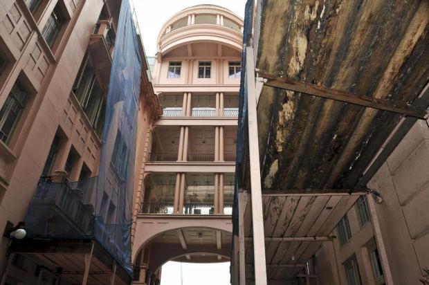 Verba para primeira parte da restauração da Casa de Cultura Mario Quintana é aprovada pela Lei Rouanet Mateus Bruxel/Agencia RBS