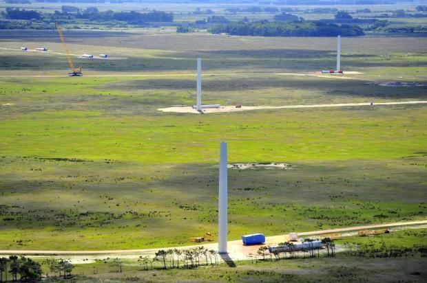 Honda investe em energia eólica no Rio Grande do Sul Lauro Alves/Agencia RBS