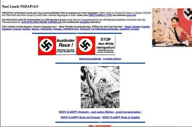 RS é o segundo Estado que mais baixa conteúdos neonazistas na internet Ver Descrição/Ver Descrição