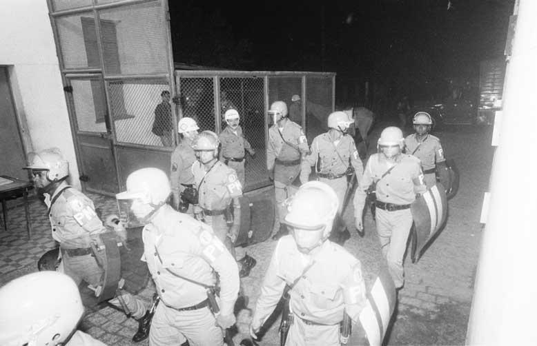 Rebelião no Presídio Central, 1985:imagem 9