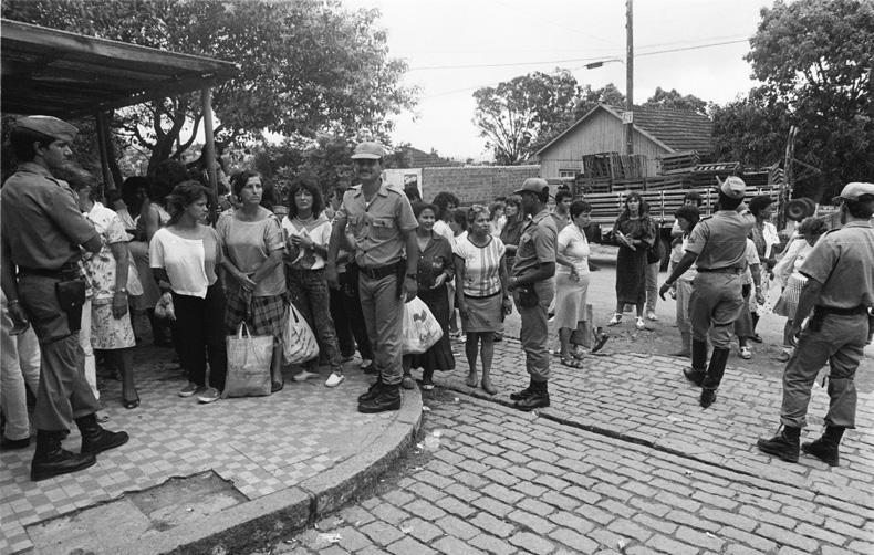 Rebelião no Presídio Central, 1987:imagem 11