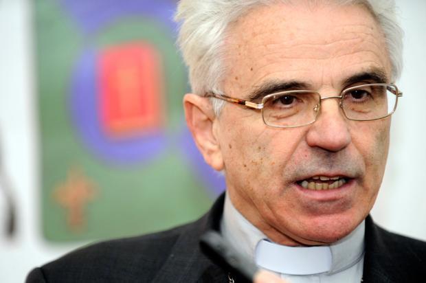 'A Diocese também sofre com a acusação de pedofilia, assim como a família', diz o bispo de Caxias do Sul Daniela Xu/ Agência RBS/