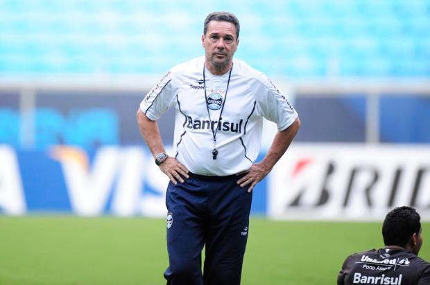 Grêmio surpreende e anuncia a saída do técnico Vanderlei Luxemburgo Ricardo Duarte/