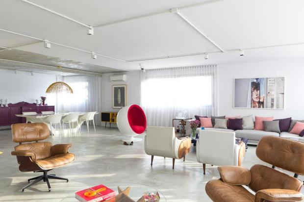 Canos à mostra: estética, economia e praticidade no projeto de interiores Ucha Arantanguy/Divulgação