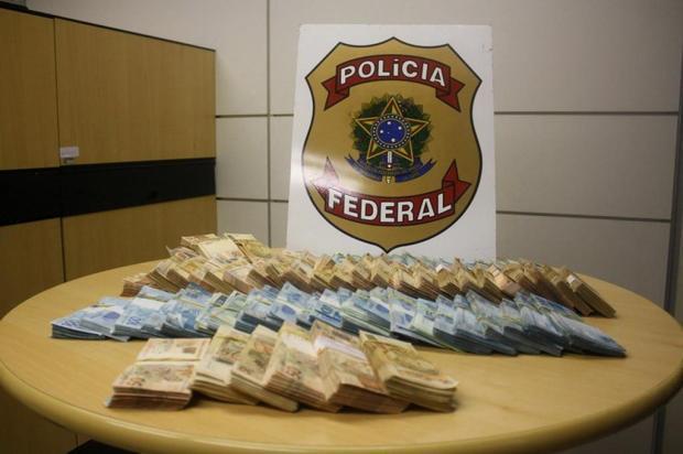 Um dos presos pela Polícia Federal na Concutare confessa ter recebido propina Polícia Federal/Dilvulgação/Agencia RBS