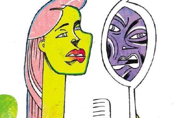 Autoestima: um problema sério entre as mulheres Arte Zh/Agência RBS