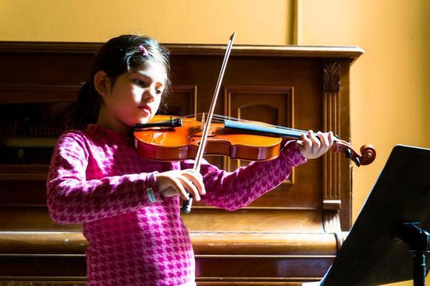 Depois de nove anos, Ospa retoma escola de música gratuita na Capital Marcelo Oliveira/Agencia RBS