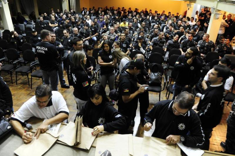 Ação conjunta mobilizou 150 policiais civis e 30 militares:imagem 1