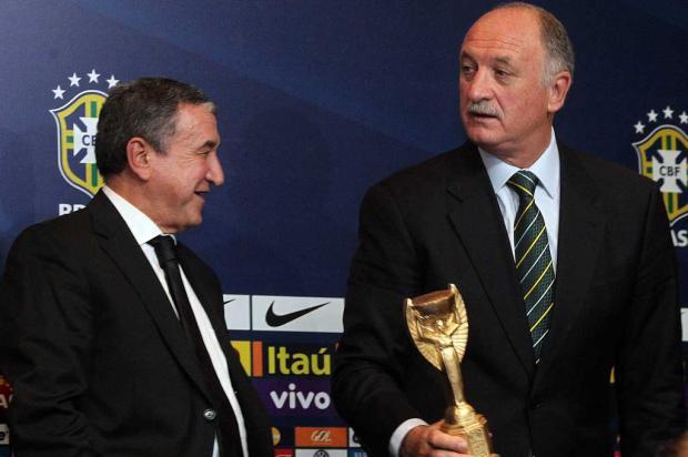 CBF adia apresentação da Seleção Brasileira que disputará a Copa das Confederações Maurício Val/VIPCOMM/