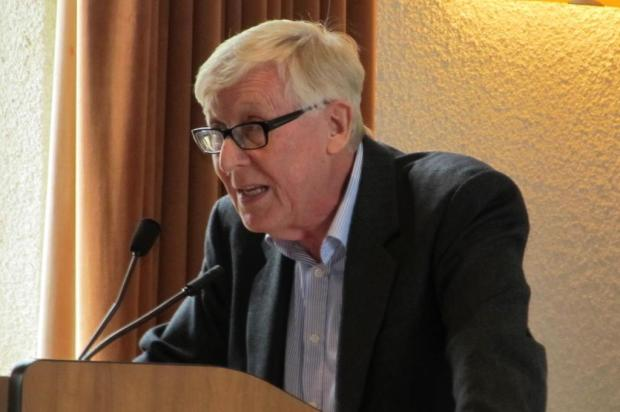 Perry Anderson faz releitura das forças históricas produziram estruturas do presente Departamento de História,UCLA/Divulgação