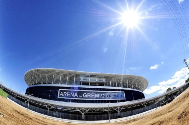 Paulo Sant'Ana: Grêmio e OAS chegam a acordo e a Arena agora é nossa! Omar Freitas/Agencia RBS