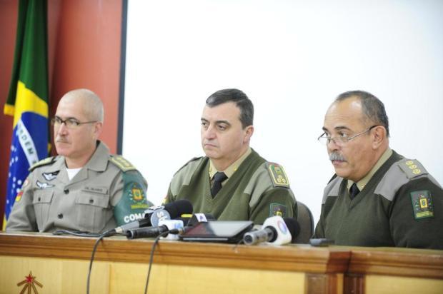 Armas apreendidas com tenente-coronel preso seriam de viúva de colecionador Ronaldo Bernardi/Agência RBS