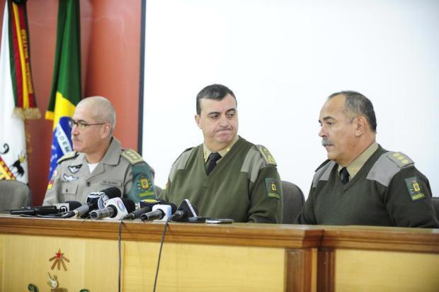 """""""Nossas ações são observadas pela sociedade"""", diz corregedor-geral da Brigada Militar Ronaldo Bernardi/Agencia RBS"""