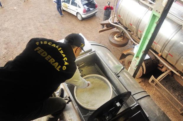 Investigação sobre fraude no leite ainda está longe do fim Ricardo Duarte/Agencia RBS