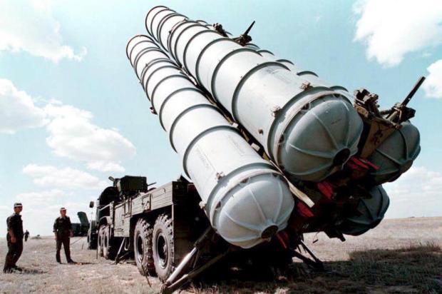 Síria recebe mísseis russos VLADIMIR MASHATIN/AFP