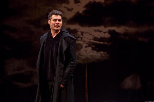 Após temporada nos palcos como Hamlet, Thiago Lacerda está escalado para nova novela João Caldas/Divulgação