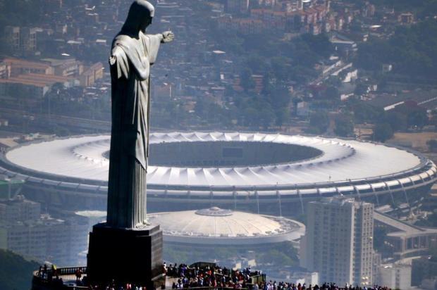 Depois de acertar com o Fluminense, Consórcio do Maracanã mira o Flamengo VANDERLEI ALMEIDA/AFP