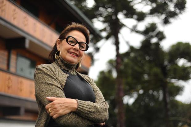 Ieda Maria Vargas comemora 50 anos do título de Miss Universo  Cibele Peccin/Divulgação