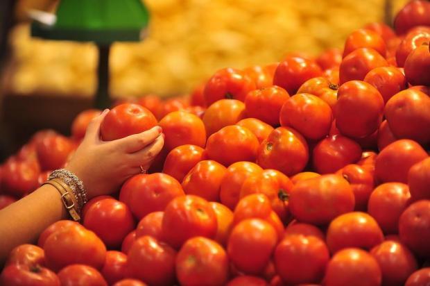 Dieta rica em tomate pode reduzir risco de câncer de mama Ricardo Duarte/Agencia RBS