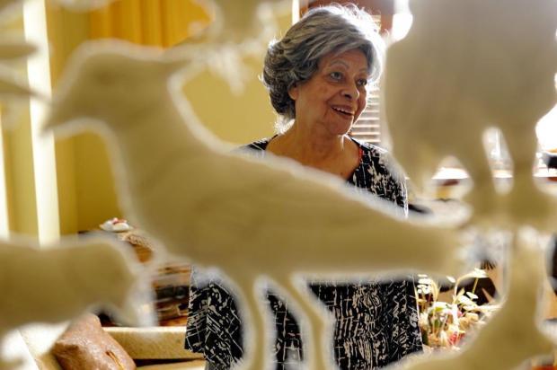 Viúva do escritor Barbosa Lessa lembra o que viveu ao lado de seu grande amor Adriana Franciosi/Agencia RBS