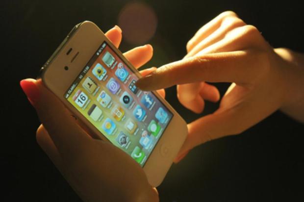Smartphones = sedentarismo Reprodução/Reprodução