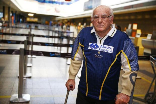 Privação financeira aflige os aposentados do fundo de pensão Aerus Félix Zucco/Agencia RBS