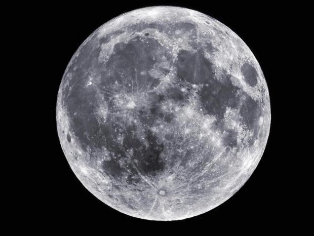 Lua cheia reduz risco de morte em cirurgias cardíacas, diz estudo NASA/Sean Smith/Divulgação