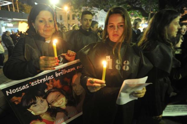 Sentimento de injustiça retarda luto em Santa Maria, aponta pesquisa Jean Pimentel/Agencia RBS