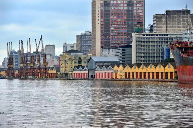 Restauração do Cais do Porto, em Porto Alegre, deve começar na próxima semana Tadeu Vilani/Agencia RBS