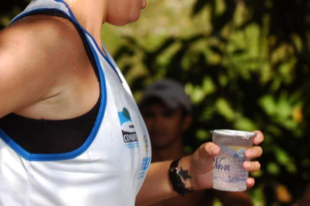 Excesso de água durante o esporte pode ser prejudicial  Cleber Gomes/Agencia RBS