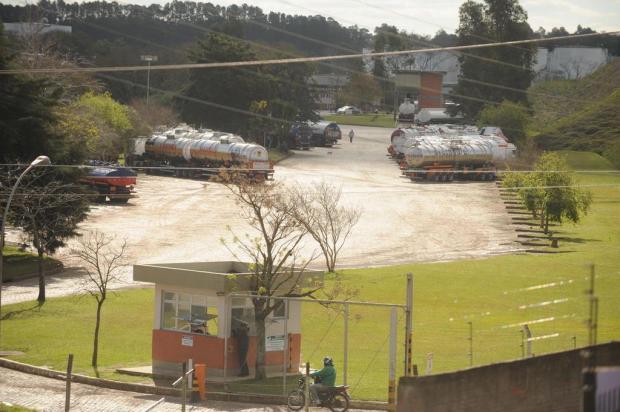 Ministério do Trabalho e Emprego interdita terminal de distribuição de combustíveis em Passo Fundo Diogo Zanatta/Especial
