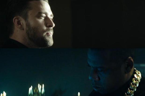 """Jay-Z lança clipe de """"Holy Grail"""", parceria com Justin Timberlake, exclusivamente pelo Facebook Reprodução/Reprodução"""