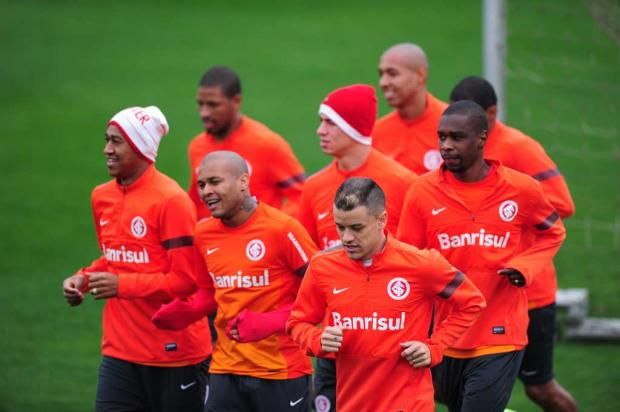 Especialista sugere rodízio de jogadores do Inter para amenizar o efeito da maratona Fernando Gomes/Agência RBS/