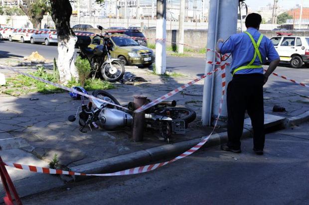 Acidentes matam dois motociclistas em Porto Alegre e Guaíba na manhã desta segunda-feira Ronaldo Bernardi/Agencia RBS