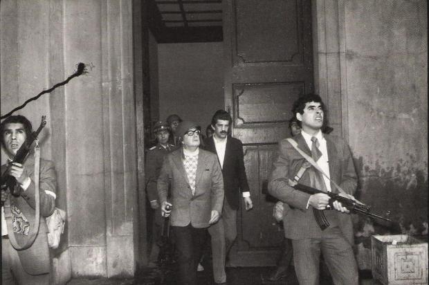 Documentos comprovam apoio brasileiro ao golpe militar no Chile Não se aplica/Banco de Dados