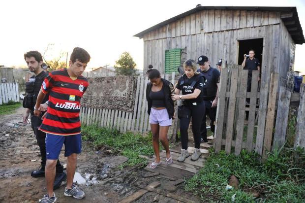 Operação prende suspeitos de tráfico de drogas e homicídios em Gravataí Lívia Stumpf/Agencia RBS