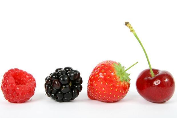 Saiba os benefícios das frutas vermelhas stock.xchng/Divulgação
