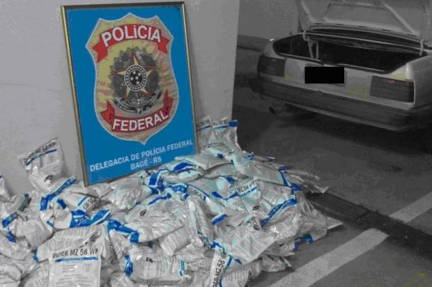 Lavouras de arroz eram o principal destino dos agrotóxicos irregulares apreendidos pela Polícia Federal no RS Polícia Federal/divulgação