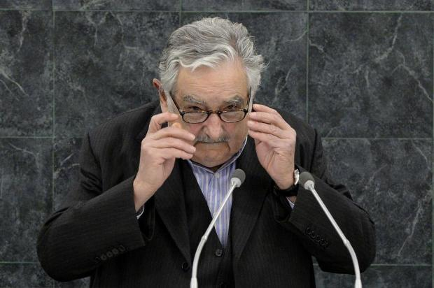 Leia a íntegra do discurso de José Mujica na ONU Justin LANE/POOL