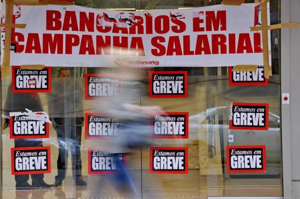 Greve dos bancos não é desculpa para atrasos de pagamento Adriana Franciosi/Agencia RBS