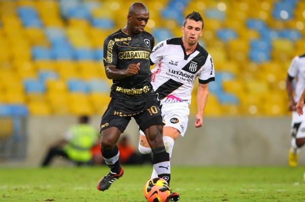 Botafogo perde para a Ponte Preta em casa e pode ser ultrapassado pelo Grêmio Paulo Sérgio/Agência Lancepress!