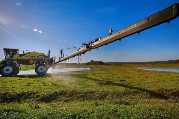 Máquina para uso na lavoura passa a ter tecnologia de Fórmula-1 Jefferson Bernardes/Agência Preview / Divulgação