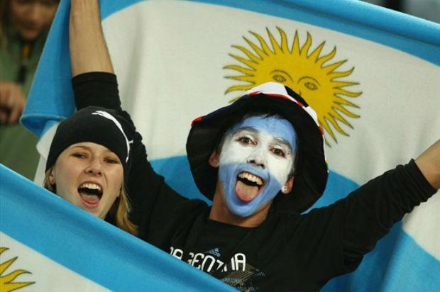 Argentina é o país que mais solicitou ingressos para a Copa depois do Brasil Divulgação/Fifa