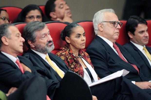 Tribunal Superior Eleitoral rejeita criação do partido de Marina Silva Nelson Jr./TSE,Divulgação