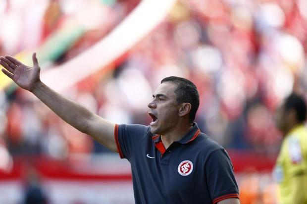 """Após vitória, Clemer exalta entrega do grupo: """"O pessoal entendeu o processo"""" Ricardo Duarte/Agencia RBS"""
