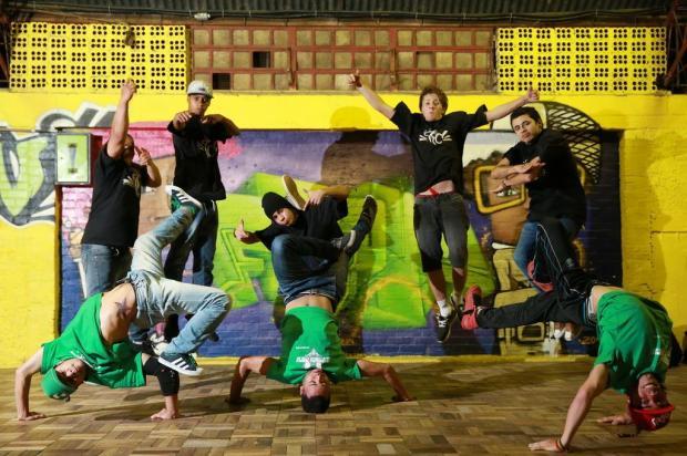 Cultura na Restinga: Hip Hop que leva o nome do bairro Diego Vara/Agencia RBS