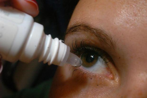 Uso inadequado de colírio pode prejudicar saúde do olho Lauro Alves/Agencia RBS